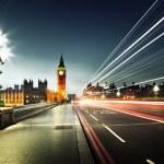 Big Ben from Westminster Bridge, London — Stock Photo #57092177