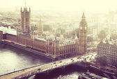 London - Palace of Westminster, UK — Stock Photo
