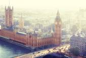 London - Palace of Westminster, UK — Stock Photo