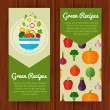 Advertisement set of concept banners — Stock Vector #77194051