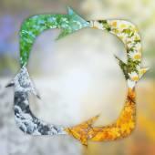 Changing seasons — Stock Photo