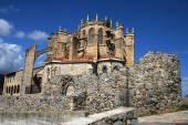 Church of Santa Maria de la Assumption in Castro Urdiales — Stockfoto