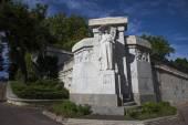 Le Jardin des Doms in Avignon — Stock Photo