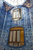 Casa Batllo - Interior — Stock Photo