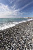 Pebble beach. — Stock Photo