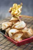 Chinese fortune cookie. — Stock Photo