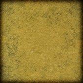 Gold vintage paper — Stock Photo