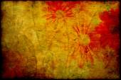 Abstract flower paper background texture — Stock Photo