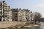 Uitzicht over parijs — Stockfoto