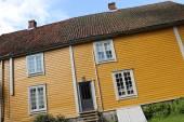 Fredrikstad — Stock Photo