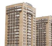 Bâtiment moderne isolé — Photo