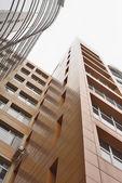Stylish new building — Stock Photo