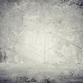 Stary mur szarego cementu — Zdjęcie stockowe