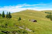 Scenery in the austrian alps — Stock Photo