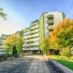 Modern apartment building — Stock Photo #61654515