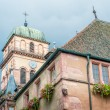 Old medieval church in Alsace, France — Stock Photo #70258053