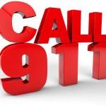 Call 911 — Stock Photo #72034673