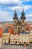Tyn cathedral — Stock Photo