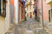 Street in old town of Lisbon — Photo