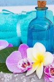Ajuste de wellness y spa — Foto de Stock