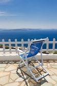 Caldera of Santorini, Greece — Stock Photo