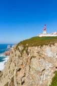 Cabo da roca, portugalia — Zdjęcie stockowe