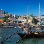 Day scene of Porto, Portugal — Stock Photo #59884011