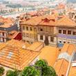 Old houses in historic part of town, Porto, Portugal — Stock Photo #70732255