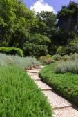 ペーニャ、シントラ、ポルトガルの庭園 — ストック写真