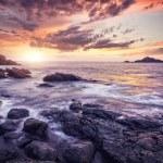 Ocean at sunset — Stock Photo #53835903