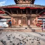 Durbar square in Kathmandu — Stock Photo #56715265