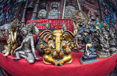 Ganesh in souvenir shop  — Foto Stock