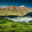 Mountain Lake — Stock Photo #64310835