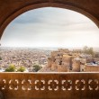 Jaisalmer fort and City view — Stock Photo #71708981