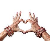 印度的爱 — 图库照片