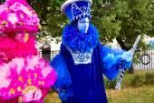 Venetian carnival — Stock Photo