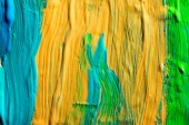 Abstract art background. Hand-painted background — Stock Photo