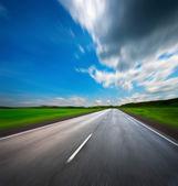 Na drodze — Zdjęcie stockowe
