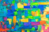 фон абстрактного искусства. ручная роспись фона — Стоковое фото