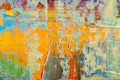 Fondo de arte abstracto. fondo pintado a mano — Foto de Stock