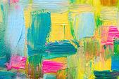Abstraktní umění pozadí. ručně malované pozadí — Stock fotografie
