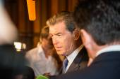 Actor Pierce Brosnan — Stock Photo