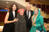 Solnechny Udar movie Premiere — Foto de Stock