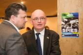 Ambassador of Ireland to the Russian Federation Eoin O'Leary — Stock Photo