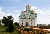 Skeet, Krasnohirskyy monastery, town Zolotonosha, Cherkasy regio — Stock Photo