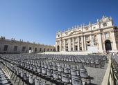 Basílica de san pedro — Foto de Stock
