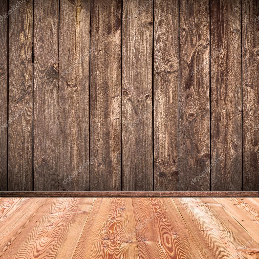Mur Interieur En Bois De Coffrage : Planche de bois mur et plancher int?rieur fond ? Photographie zajac