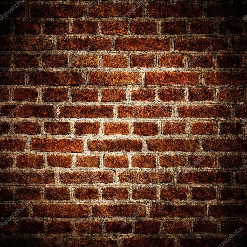 Sfondo di muro di mattoni rossi foto stock zajac 53781833 for Piani a due piani in mattoni a vista