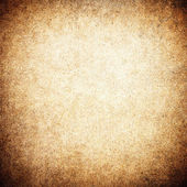 Grunge yellow paper background or texture — Foto de Stock