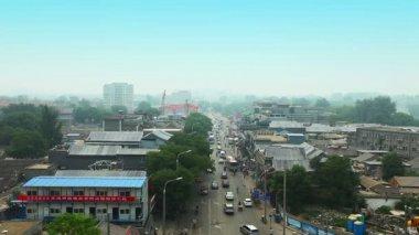 北京从塔贝尔的视图 — 图库视频影像